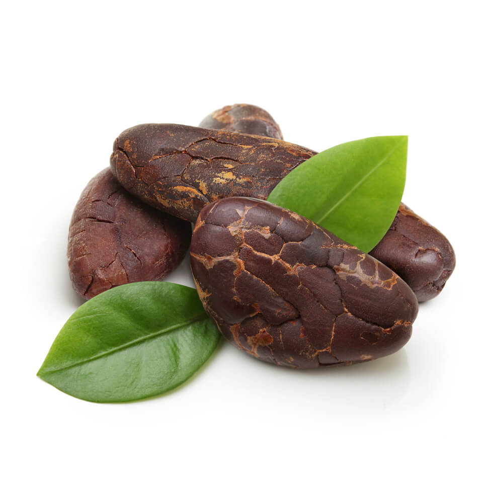 It takes about <br><strong> 800 cocoa beans </strong><br> to make <br> a kilo of chocolate.